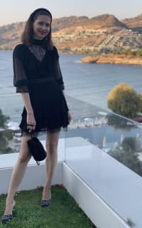 Alice + Olivia Clea dress 3 Preview Images