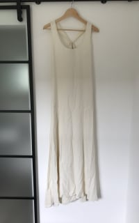 Theory Scoop neck maxi dress 3 Preview Images