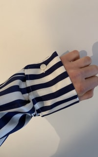 Burberry Stripped Shirt Dress 3 Preview Images