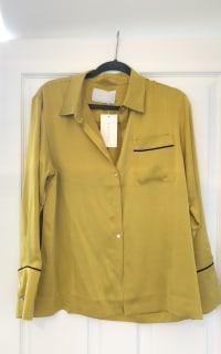 Asceno Pyjama silk shirt 3 Preview Images