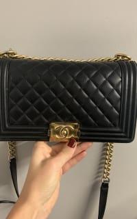Chanel Boy handbag  4 Preview Images
