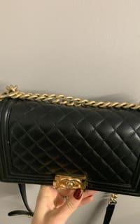 Chanel Boy handbag  2 Preview Images