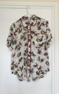 Baum und Pferdgarten Mattea Dandy Bird Shirt 3 Preview Images