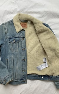 Levi's Sherpa Trucker Jacket 3 Preview Images