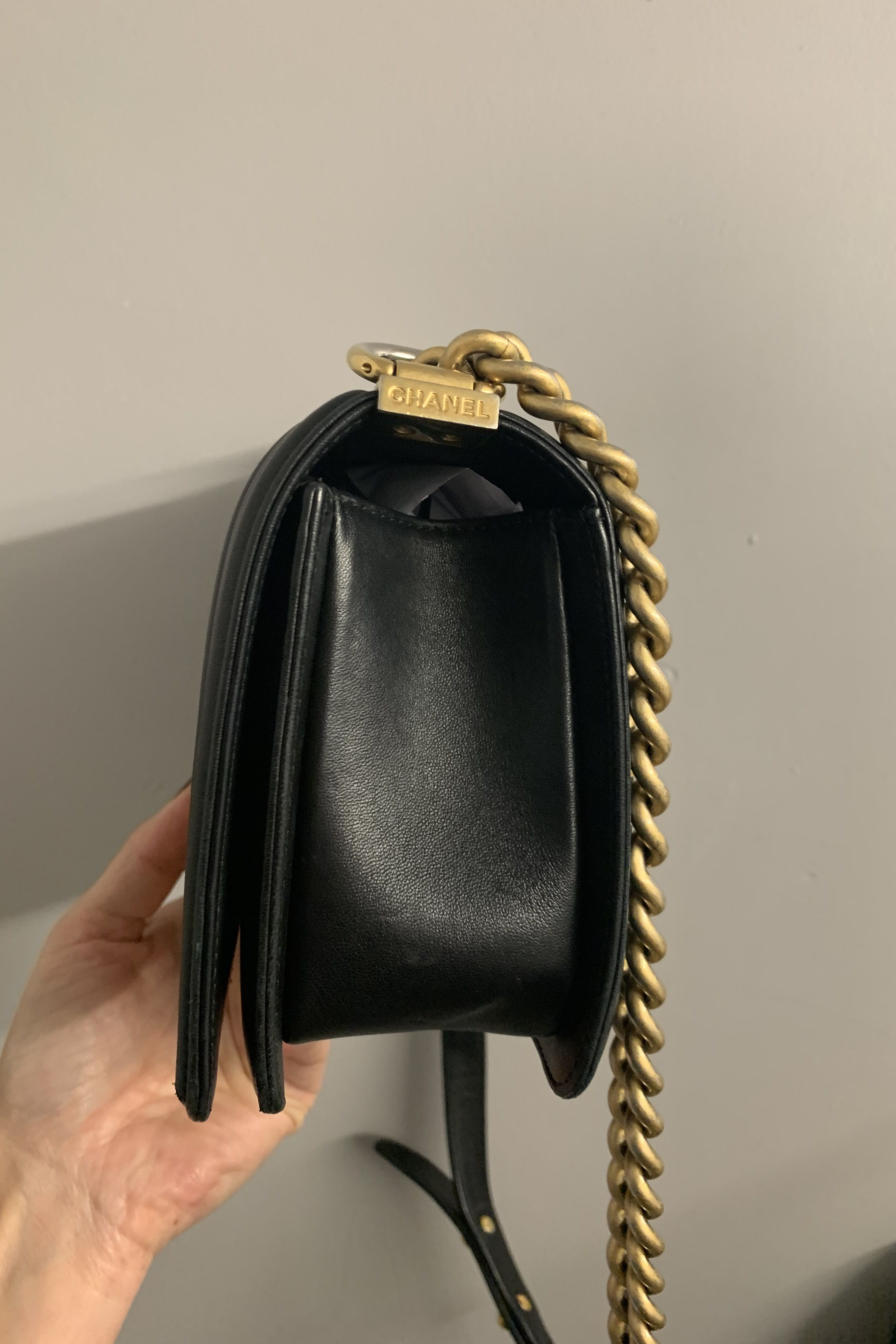 Chanel Boy handbag  3 Preview Images