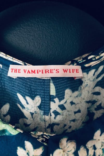 The Vampire's Wife The LA Dress 4