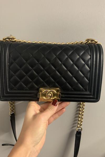 Chanel Boy handbag  4