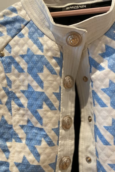 Balmain balmain summer jacket 3