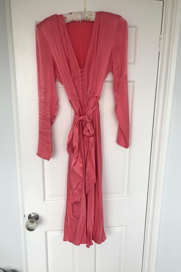 Ghost Meryl Wrap dress 3