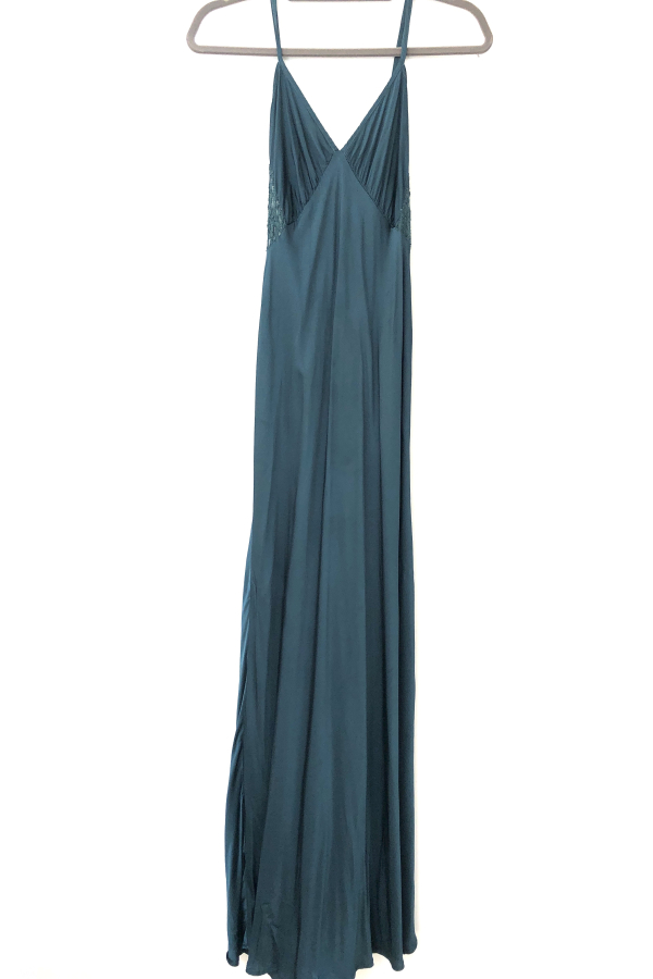 Ghost Silk Maxi Dress  3