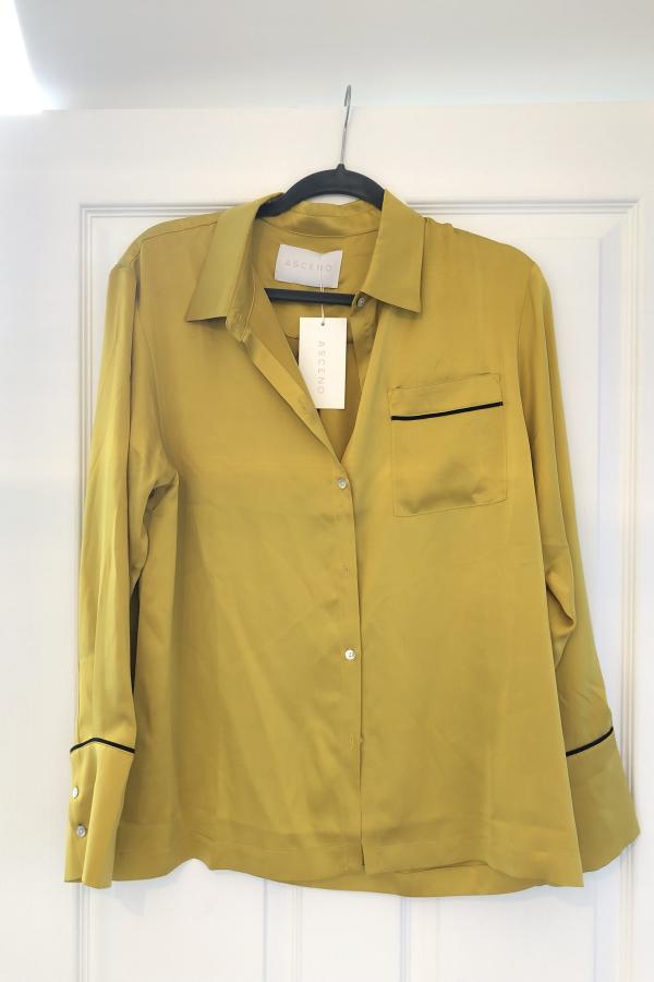 Asceno Pyjama silk shirt 3