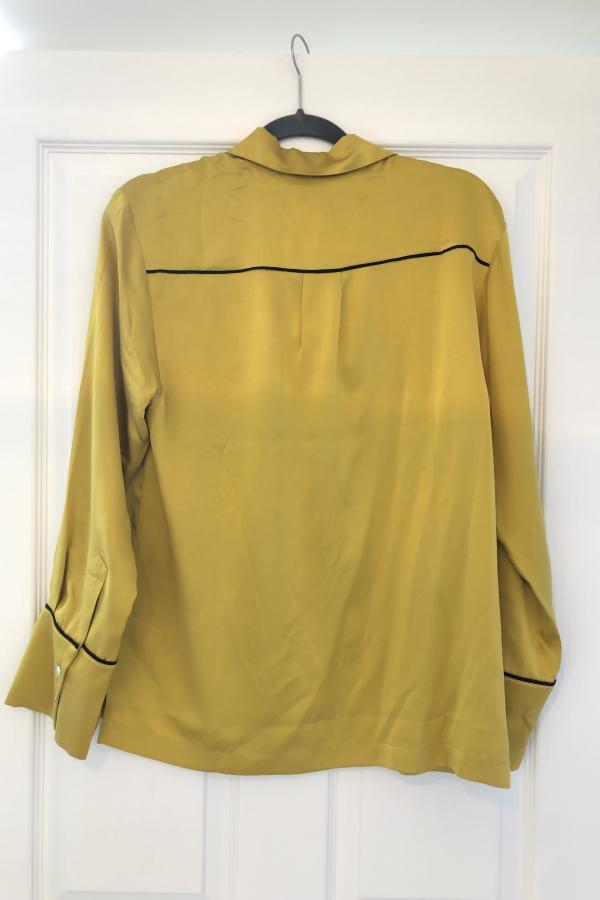 Asceno Pyjama silk shirt 2