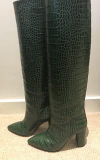 Paris Texas Moc Croc Boots 4 Preview Images