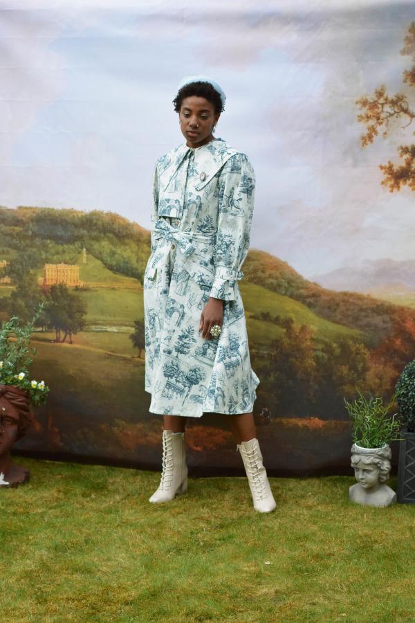 Olivia Annabelle Knightley Coat in Vauxhall 4