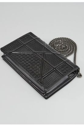Christian Dior Diorama wallet on chain 4 Preview Images