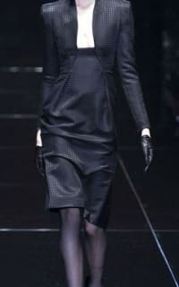 Gucci Houndstooth Open-Neck Dress 3 Preview Images