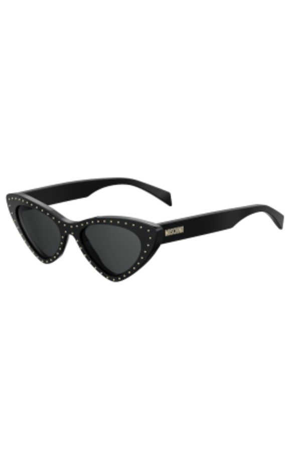 Moschino Studded cat eye sunglasses