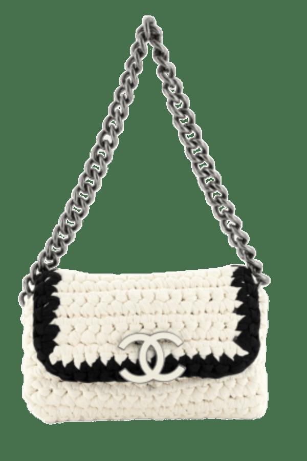Chanel Crochet shoulder bag 0 Preview Images