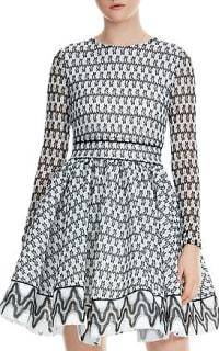 Maje Royan Lace Dress  Preview Images