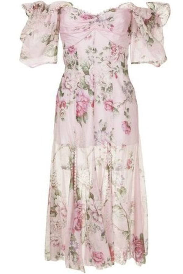 Image 1 of Alice Mc Call postcard dress