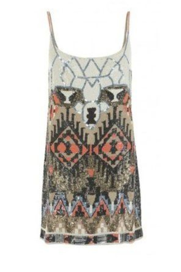 AllSaints Aztec Dress