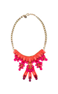 Matthew Williamson Clustered Jewel necklace Preview Images
