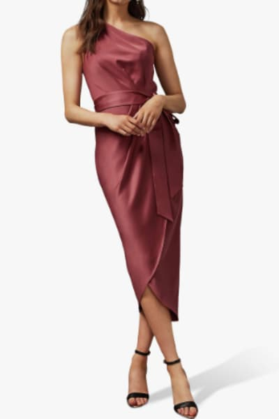 Ted Baker Gabie Dress Pink 2