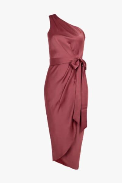 Ted Baker Gabie Dress Pink 3