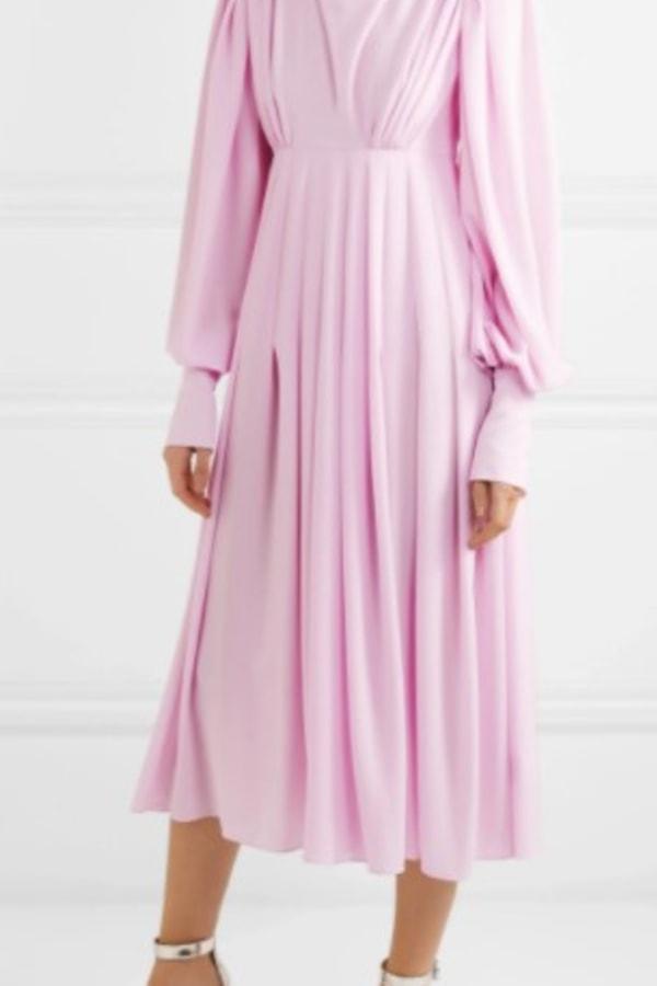 Image 2 of Emilia Wickstead roselle dress