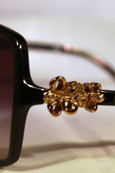 Bvlgari Serpenti Sunglasses 4