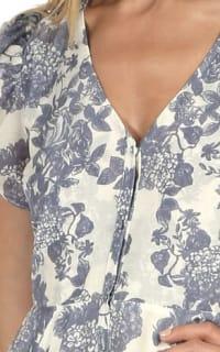 LoveShackFancy Andie Floral Midi Dress 5 Preview Images