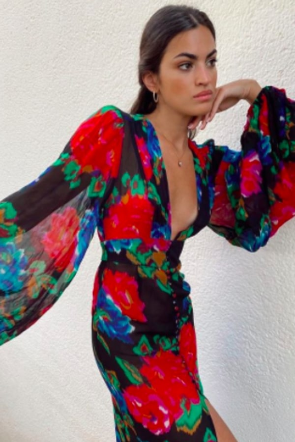 Image 4 of Rat & Boa ferreira dress