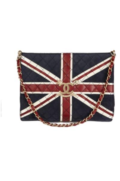 Chanel Union Jack bag