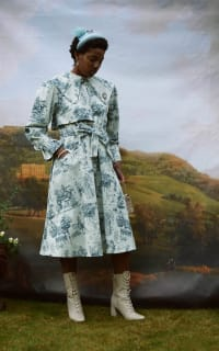 Olivia Annabelle Knightley Coat in Vauxhall 3 Preview Images