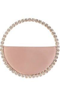 L'ALINGI - ETERNITY NUDE CLUTCH BAG