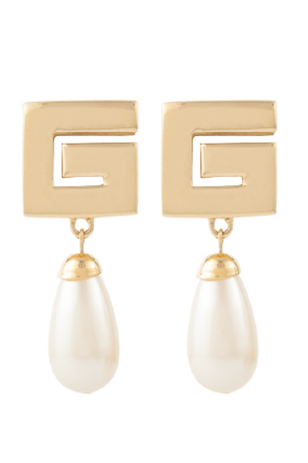 Susan Caplan x HURR Pre-loved Givenchy Earrings 0 Preview Images