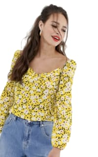 Musier Paris Petunia blouse  Preview Images