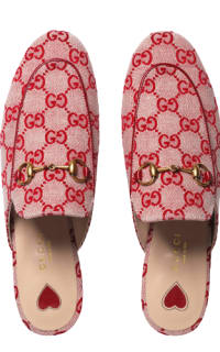 Gucci Princetown GG Canvas Slipper 2 Preview Images