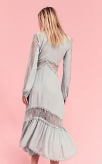 For Love and Lemons Lilou Midi Dress 3 Preview Images