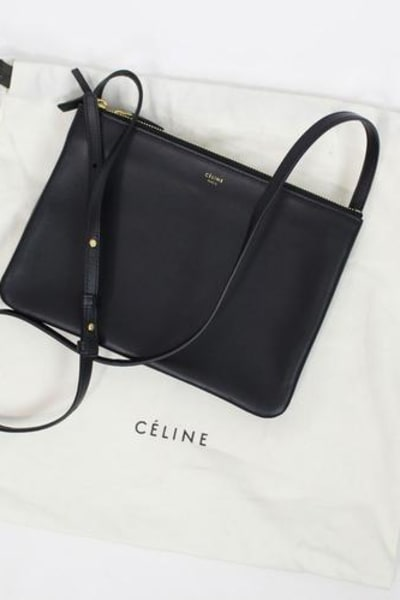 Celine Trio Bag - Smooth Lambskin 2