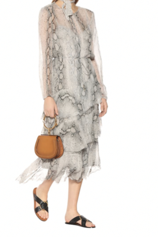 Zimmermann Corsage silk midi dress 2