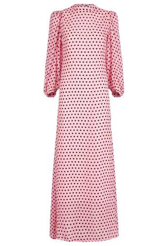OLIVIA RUBIN - ELIZABETH POLKA-DOT DRESS