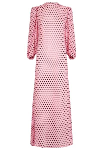 Olivia Rubin Elizabeth polka-dot dress 2