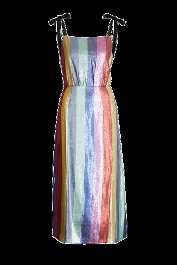 Image 1 of Rixo tessa sequin dress