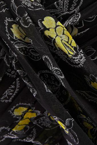Cinq à Sept Ruched floral print silk dress 4 Preview Images