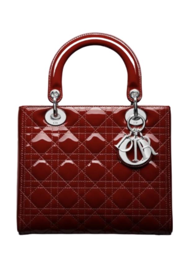 Dior Lady Dior Medium Bag 2