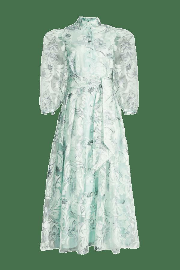 Image 1 of Olivia Rubin peony dress
