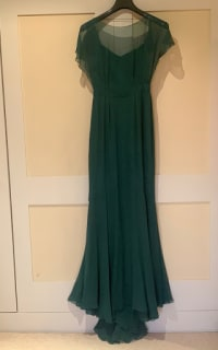 Beulah London Evergreen gown 3 Preview Images