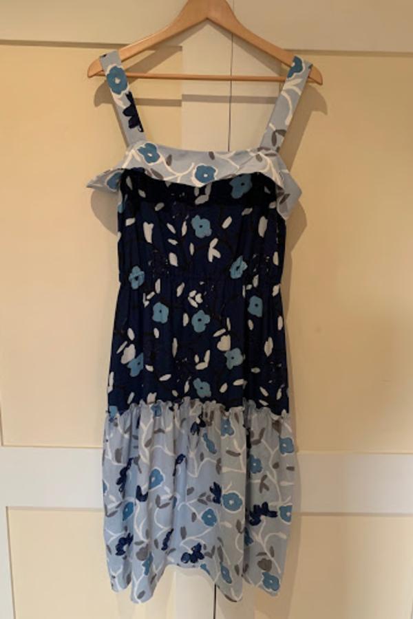 Beulah London floral print summer dress 2