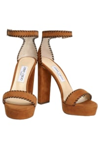 Jimmy Choo Holly Platform Sandals Preview Images